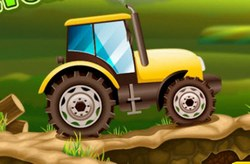 Езда на тракторе