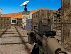 Отряд в пустыне 3D