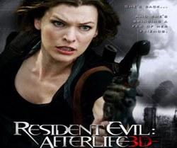 Resident Evil 6 в 3D