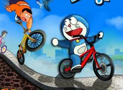 Дораэмон: Гонки на мотоцикле