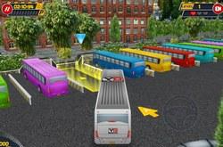Вождение автобуса
