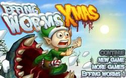 Жуткие черви: Рождество