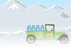 Перевозка молока