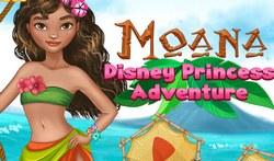 Принцессы Диснея Моана приключения