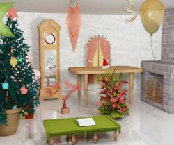 Найти скрытые Новогодние украшения