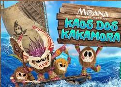 Моана: Приключения Какамора