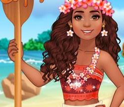 Моана: Островная принцесса