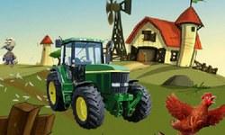 Прыгающий трактор