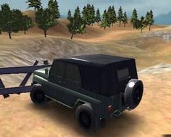 Russian UAZ Offroad
