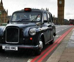 Лихой таксист