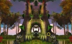 Найди отличия - Волшебный остров