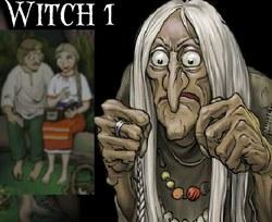 Ребенок ведьмы 1