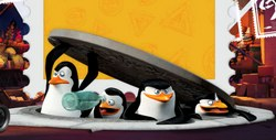 Шпионы пингвины с Мадагаскара