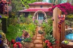 Дворец цветов