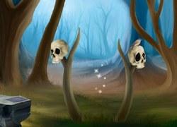 Выход из магического леса 2