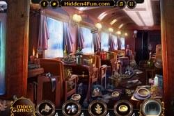 Тайна красного поезда