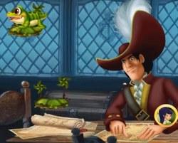 Феи пиратского острова. Кроки спешит на помощь