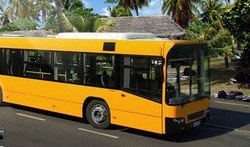 Симулятор водитель автобуса