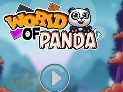 Мир конфетной панды
