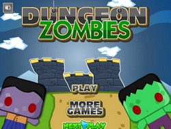 Подземелье зомби