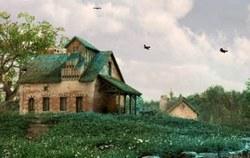 Деревня призраков