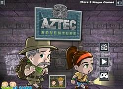 Приключения в пирамиде ацтеков