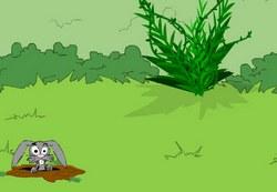 Побег в грибной лес