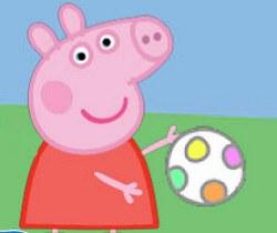 Свинка Пеппа в школе