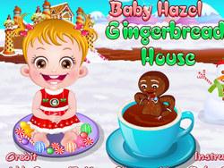 Малышка Хейзел: пряничный домик