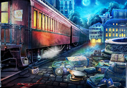 Железнодорожный Детектив