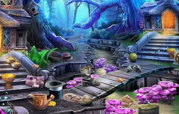 Магическая деревня