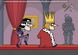 Убийца короля