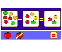 Считаем яблоки