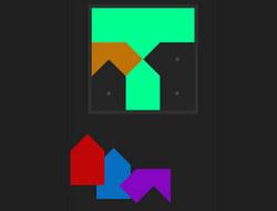 Цветная головоломка