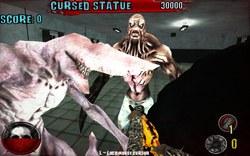 Проклятая Статуя