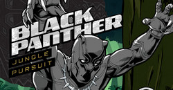 Чёрная Пантера Погоня в Джунглях
