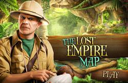 Карта затерянной империи