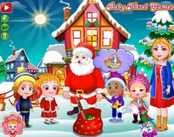 Малышка Хейзел: Рождественский сюрприз