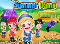 Малышка Хейзел: Летний лагерь