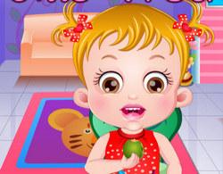 Малышка Хейзел: Лечение дёсен