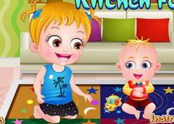 Малышка Хейзел: Забавы на кухне