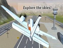 Симулятор полетов 3D
