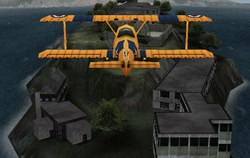Летчики каскадеры 3д