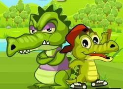 Крокодилы Утиная Охота