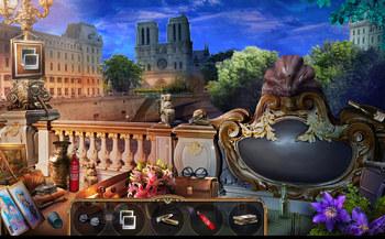 Скрытый в Париже