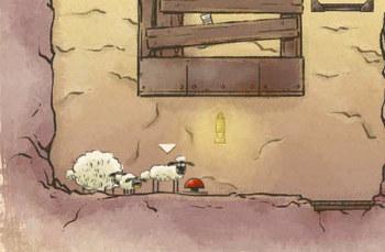 Домой овцы домой 2