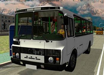 Симулятор русского автобуса.