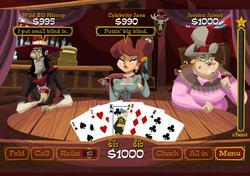 Золотой покер
