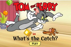 Том и Джерри догонялки