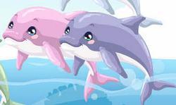 Уход за дельфином для девочек